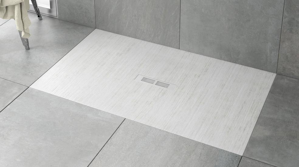 Shower tray by Roca